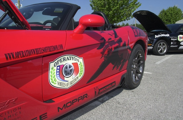 Fast Cars Give Marines Entertainment Lessons In Safety