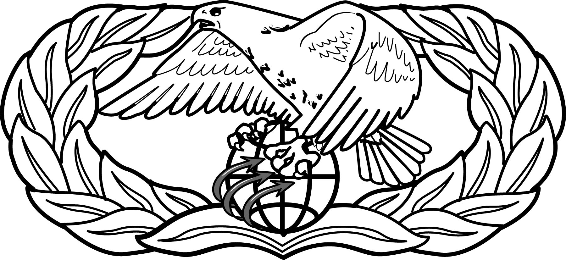 military coloring pages air force - photo#21