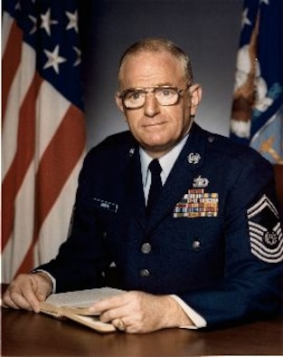 Chief Master Sergeant Of The Air Force Arthur L Quot Bud