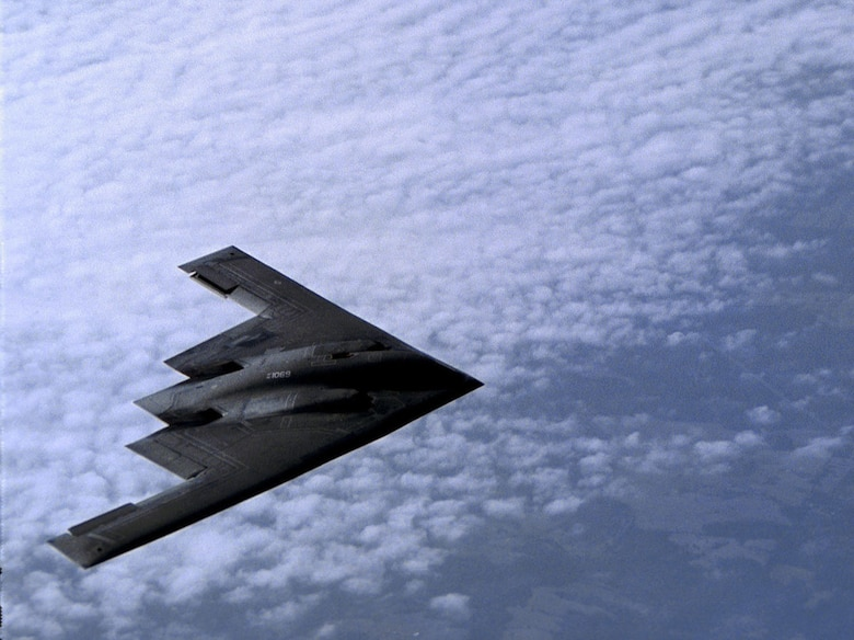 B-2 Spirit > U.S. Air Force > Fact Sheet Display