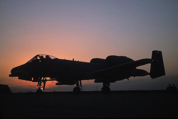 A-10 Thunderbolt II factsheet