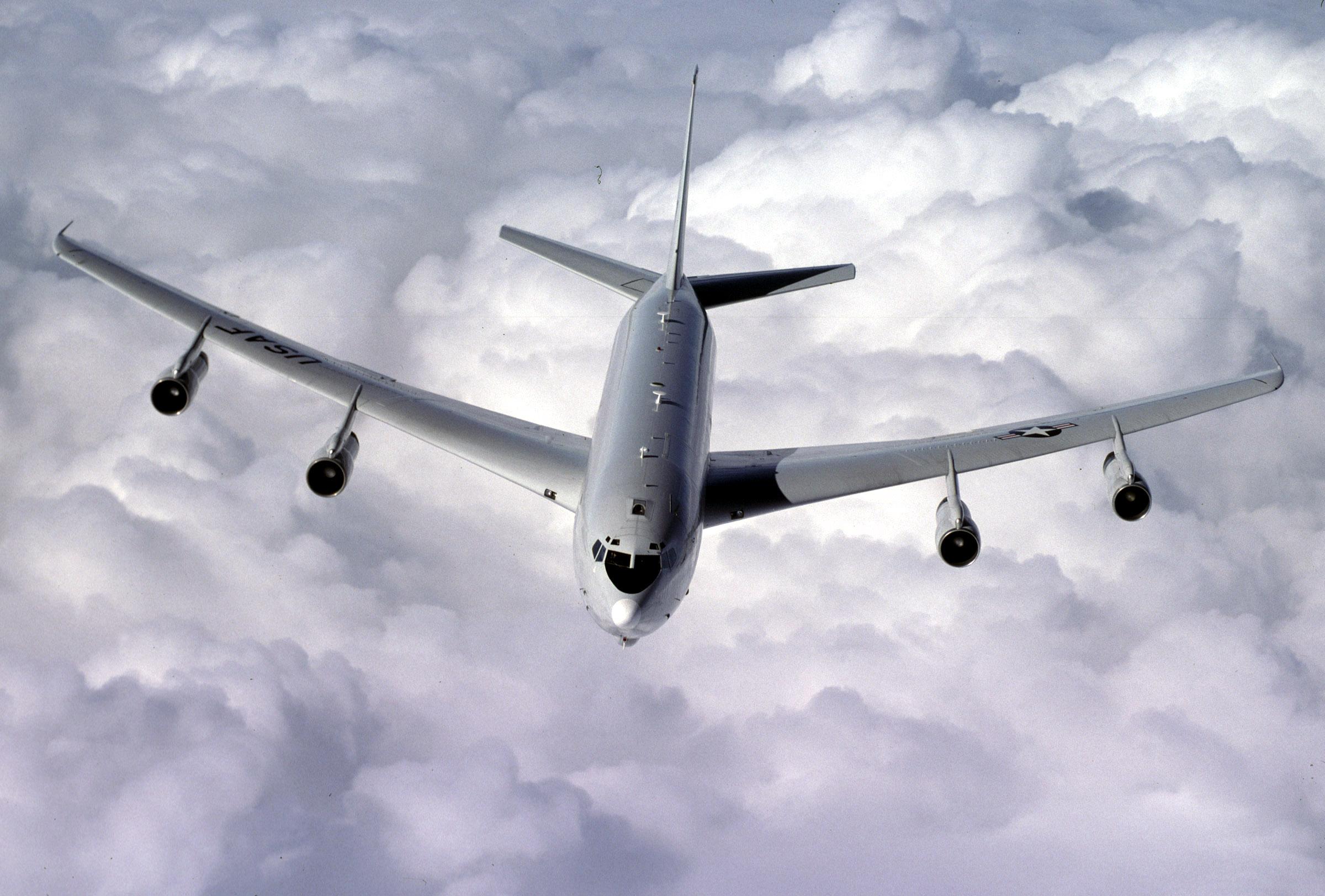E-8C Joint Stars > U.S. Air Fo...