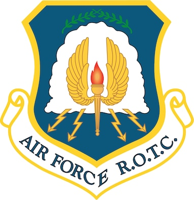 Air Force Reserve Officer Training Corps (AF ROTC) shield (clr), Contributed by Morris Foston II