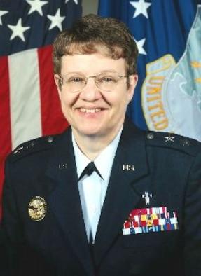 chaplain major general lorraine k potter u s air force