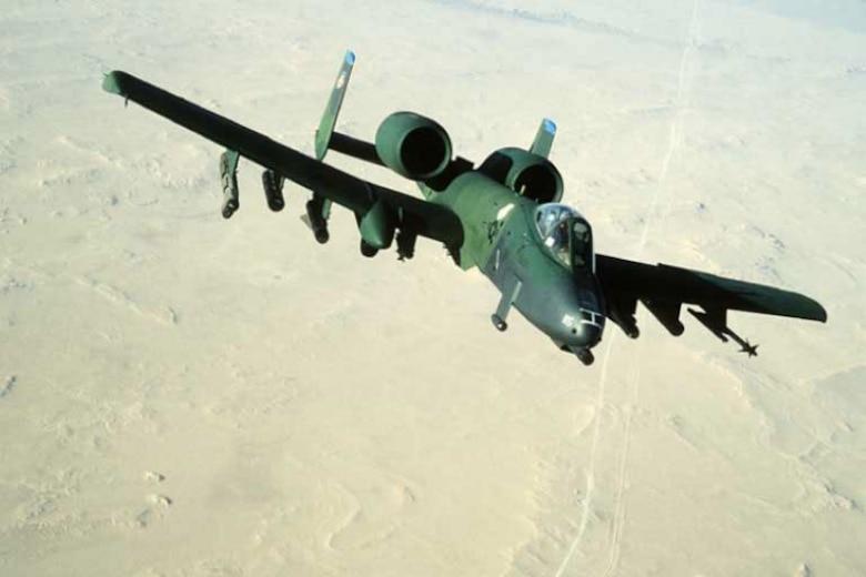 1990's -- A-10