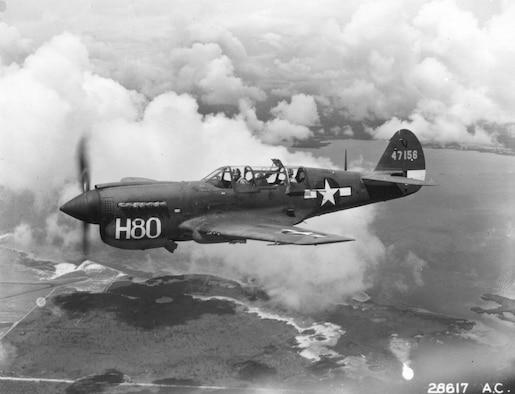 1940's -- P-40