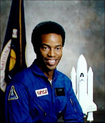 1970's -- Guion S. Bluford Jr. has the distinction of being the first African-American to be chosen as an NASA astronaut.