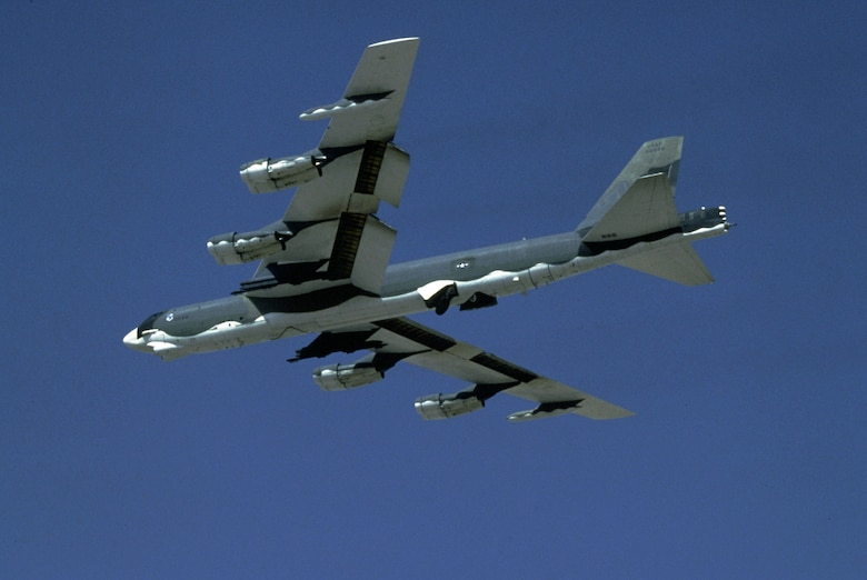 B-52 Stratofortress > U.S. Air Force > Fact Sheet Display