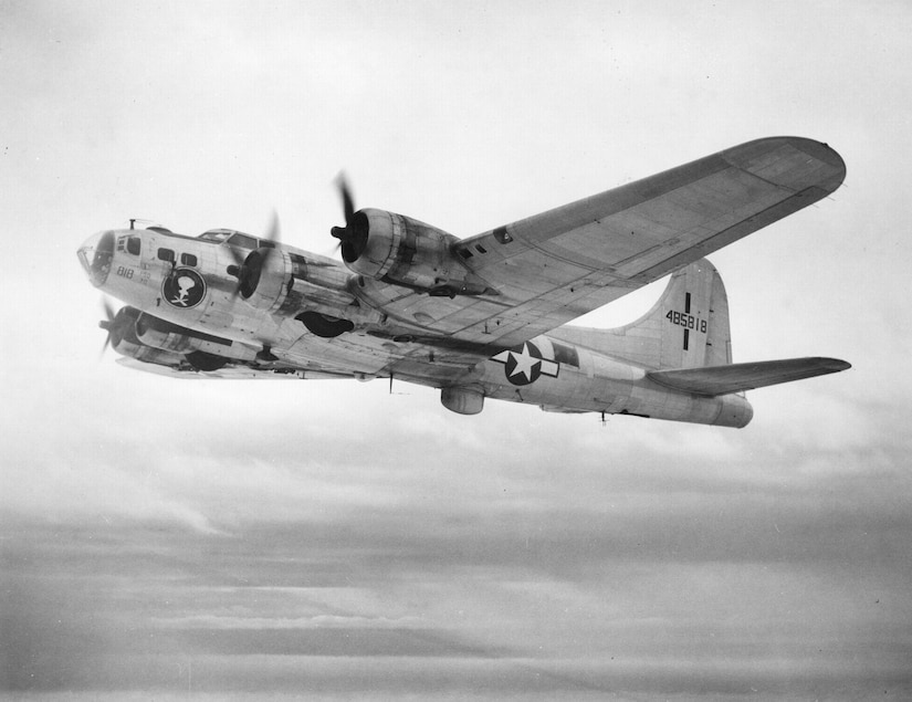The B-17 Flying Fortress served in every World War II combat zone, but is best known for daylight strategic bombing of German industrial targets.