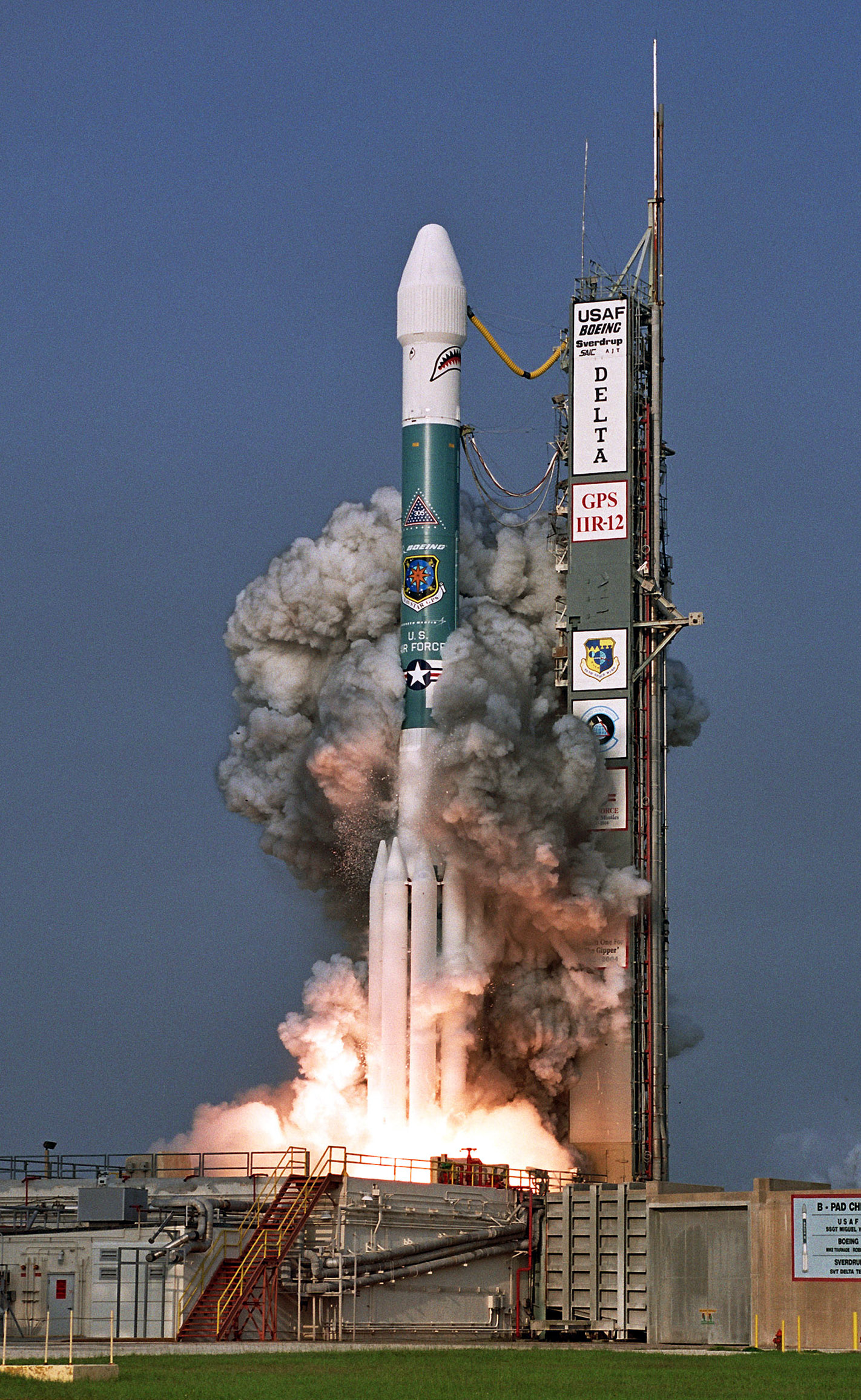 delta space rocket - photo #16