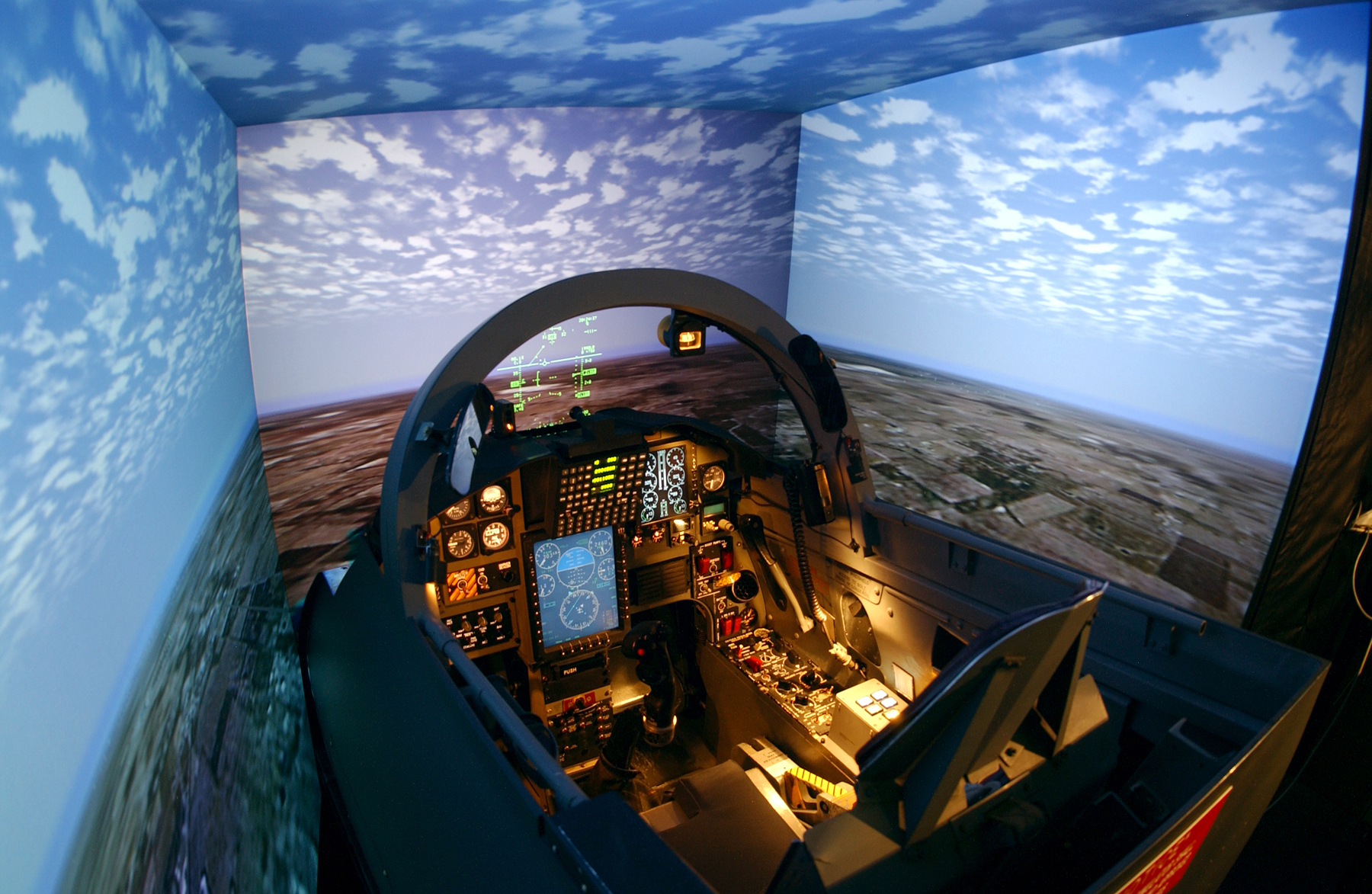 Last randolph t 38a simulator shut down u s air force for Online house builder simulator