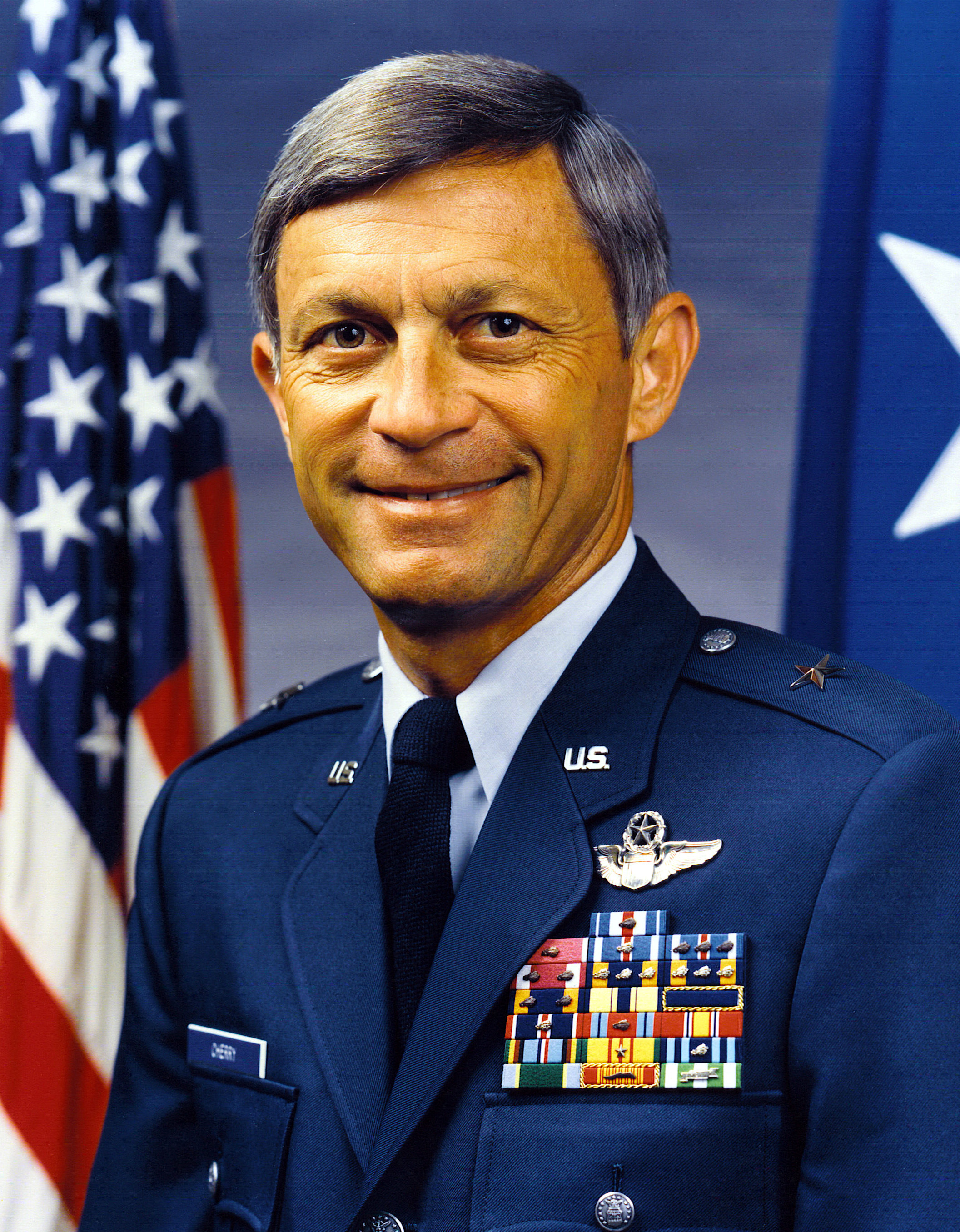 e daniel cherry is commander us air force recruiting service and deputy chief of staff for recruiting service and commissioning programs cherry air force 1