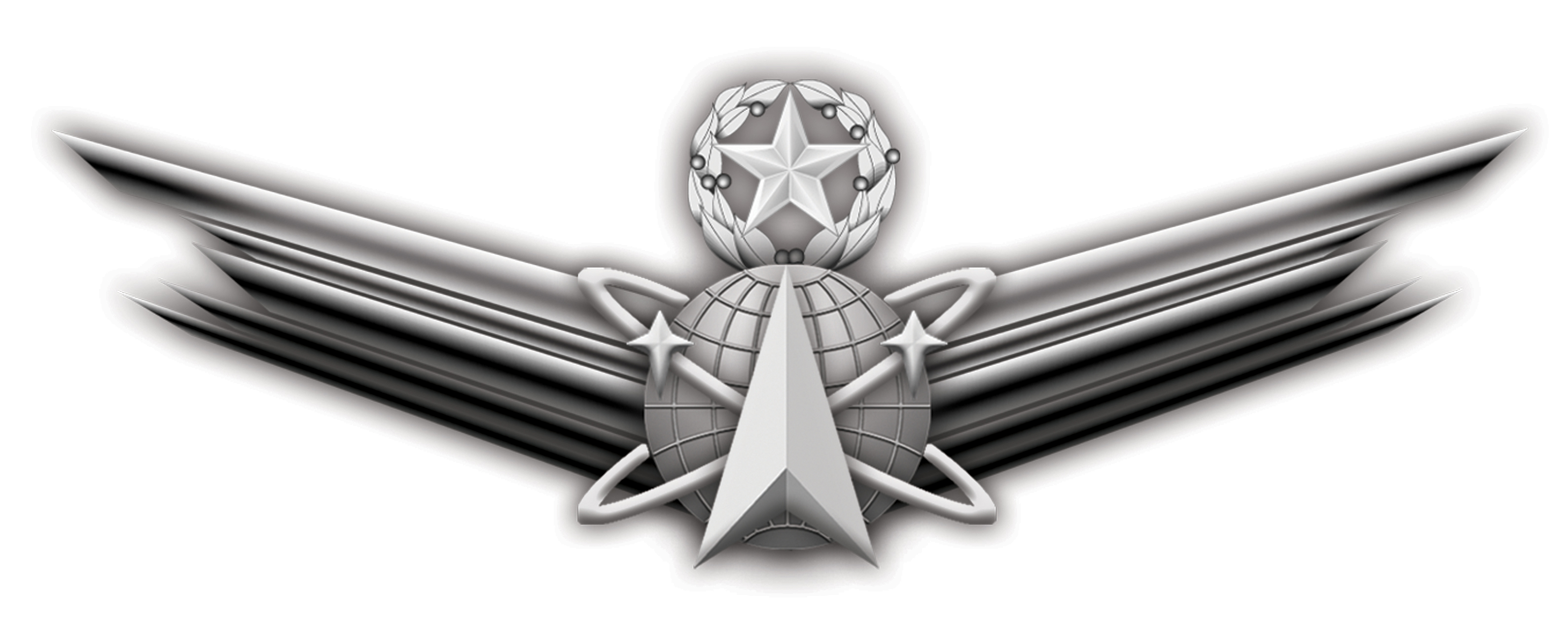 Officials Unveil New Space Badge Gt U S Air Force