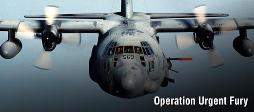 AC-130 Gunship, history spotlight graphic, U.S. Air Force graphic