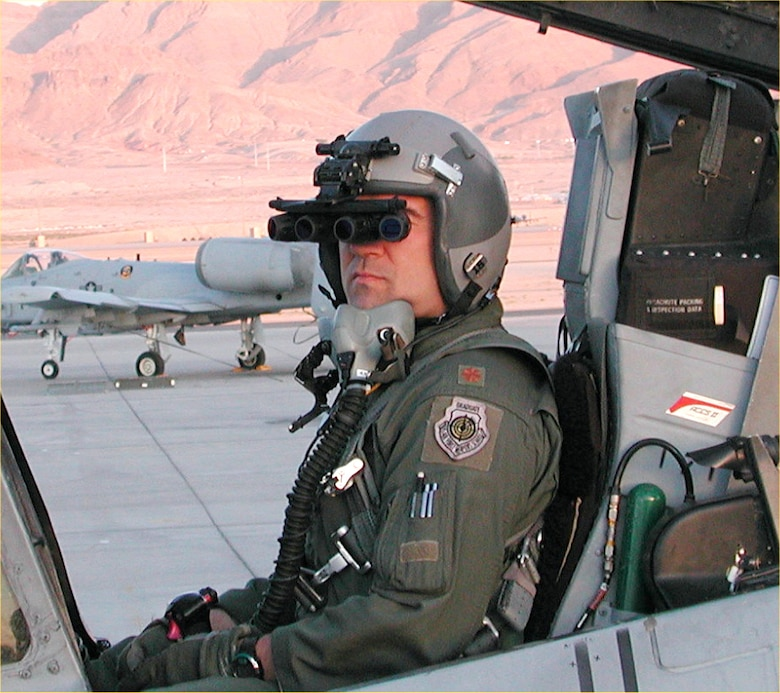 Pilot Vi Home: Airmen Receive Panoramic Night-vision Goggles > U.S. Air