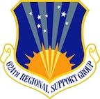 624th Regional Support Group patch