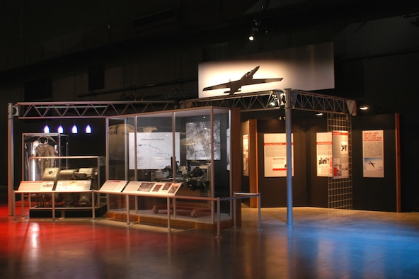 "DAYTON, Ohio -- ""Dragon Lady: The U-2 and Early Cold War Reconnaissance"" exhibit in the Cold War Gallery at the National Museum of the United States Air Force. (U.S. Air Force photo)"