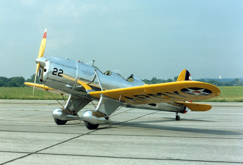 DAYTON, Ohio -- Ryan YPT-16 at the National Museum of the United States Air Force. (U.S. Air Force photo)
