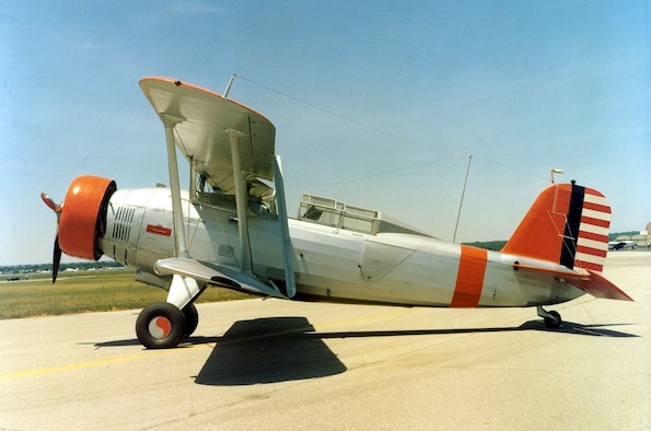 DAYTON, Ohio -- Douglas O-38F at the National Museum of the United States Air Force. (U.S. Air Force photo)