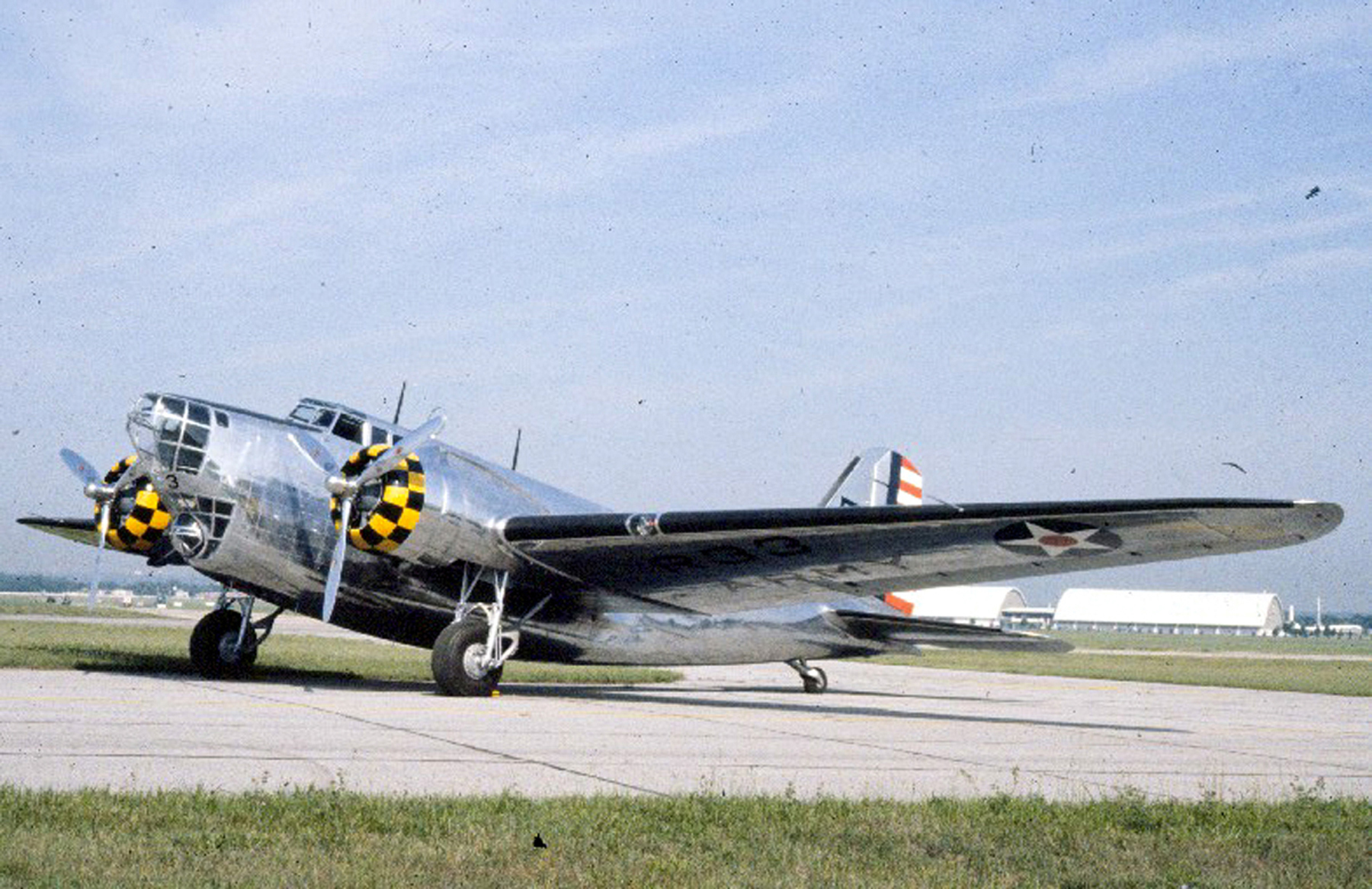 National Air Force Museum >> Douglas B-18 Bolo > National Museum of the US Air Force™ > Display