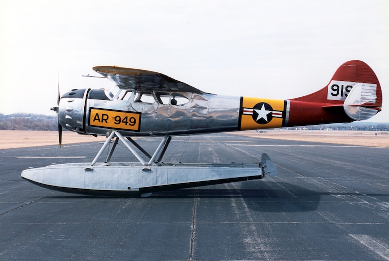 DAYTON, Ohio -- Cessna LC-126A at the National Museum of the United States Air Force. (U.S. Air Force photo)