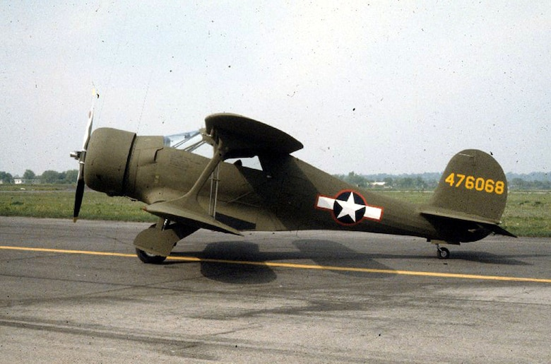 DAYTON, Ohio -- Beech UC-43 Traveler at the National Museum of the United States Air Force. (U.S. Air Force photo)