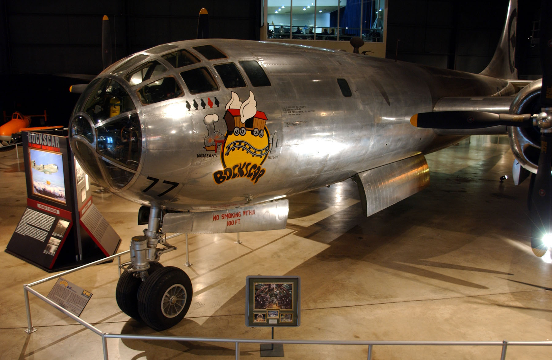 Boeing B Superfortress  National Museum Of The US Air Force - Military museums in us