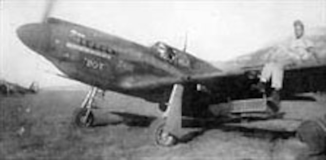 A-36 of the 27th Fighter-Bomber Group, 522nd Fighter-Bomber Squadron. (U.S. Air Force photo)