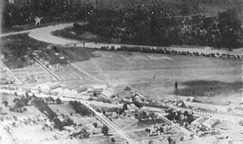 McCook Field in Dayton, Ohio. (U.S. Air Force photo)