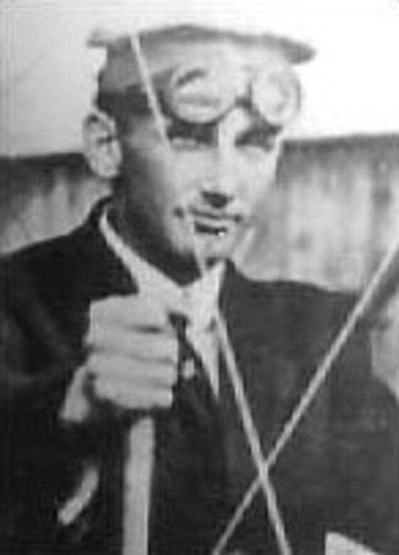 Cpl. Frank S. Scott. (U.S. Air Force photo)