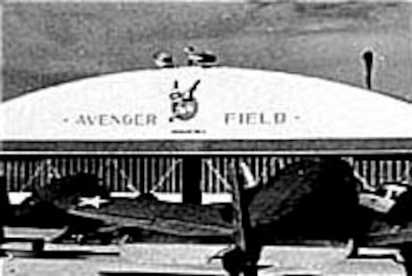 Avenger Field in Sweetwater, Texas. (U.S. Air Force photo)