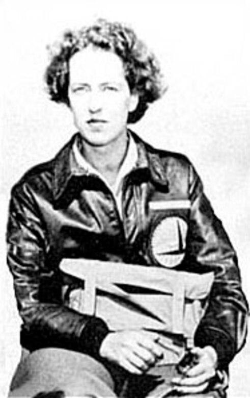 Cornelia Fort. (U.S. Air Force photo)