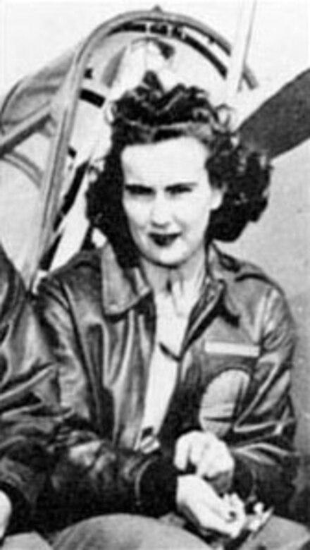 Barbara J. Erickson. (U.S. Air Force photo)