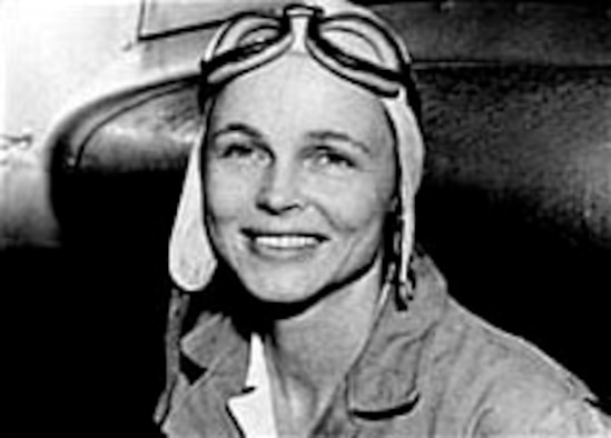 Betty Gillies, the first WAFS pilot to qualify. (U.S. Air Force photo)