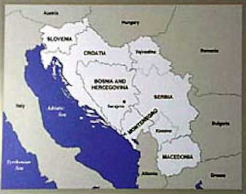 Federal Republic of Yugosalvia, 1989.
