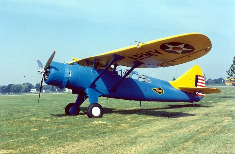 DAYTON, Ohio -- The Douglas O-46A is currently in storage at the National Museum of the United States Air Force. (U.S. Air Force photo)