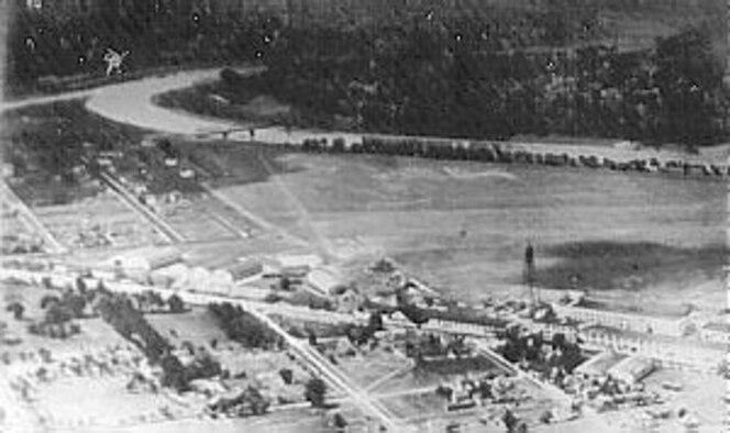 McCook Field in Dayton, Ohio. (U.S. Air Force photo)