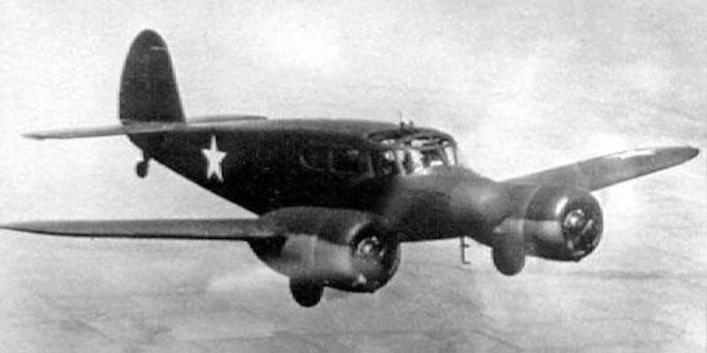 The Cessna AT-17 was a reliable trainer that was quite easy to fly. (U.S. Air Force photo)