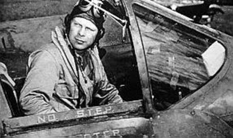 Maj. Richard I. Bong. (U.S. Air Force photo)