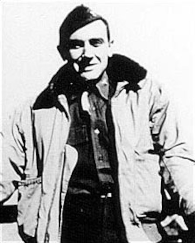 Col. John D. Ryan, group commander of the 2nd Bomb Group and later operations officer of the 5th Bomb Wing during World War II. Col. Ryan later became general and served as USAF Chief of Staff from August 1969 to July 1973. (U.S. Air Force photo)