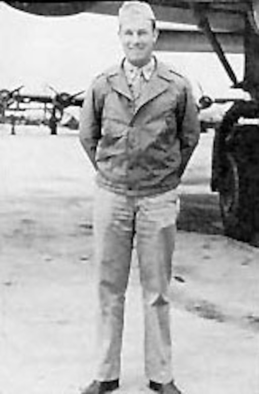 2nd Lt. Lloyd H. Hughes. (U.S. Air Force photo)