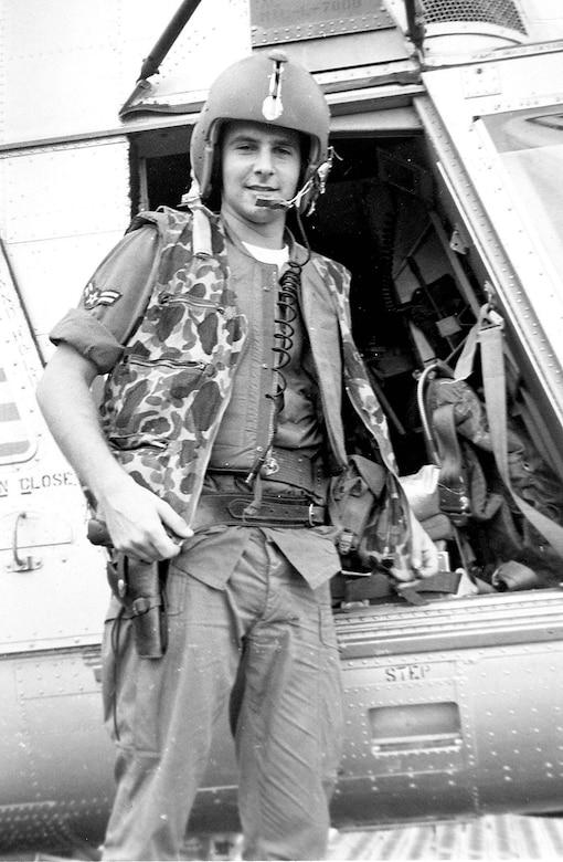 A1C William Pitsenbarger. (U.S. Air Force photo)