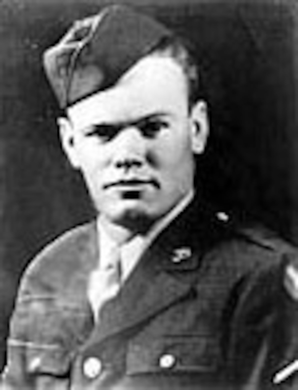 SSgt. Henry Erwin. (U.S. Air Force photo)