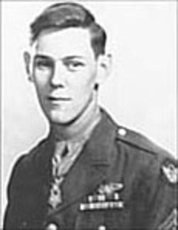 TSgt. Forrest Vosler. (U.S. Air Force photo)