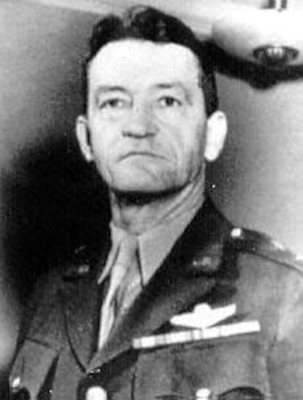 Maj. Gen. Claire L. Chennault. (U.S. Air Force photo)