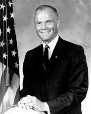 Col. John H. Glenn Jr. (U.S. Air Force photo)