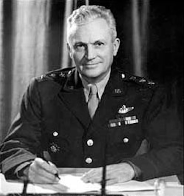 Lt. Gen. Frank M. Andrews. (U.S. Air Force photo)