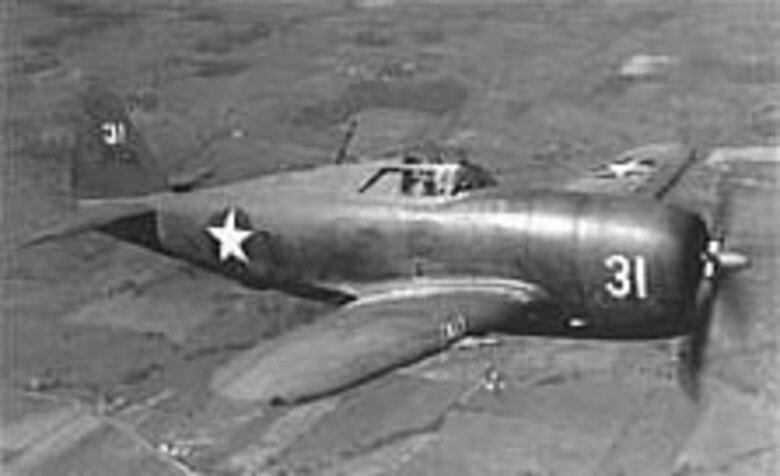 Republic P-47. (U.S. Air Force photo)