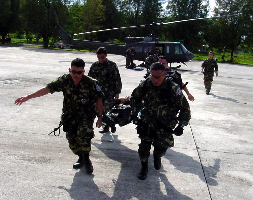 Training foreign forces in Air Force special ops > U S  Air