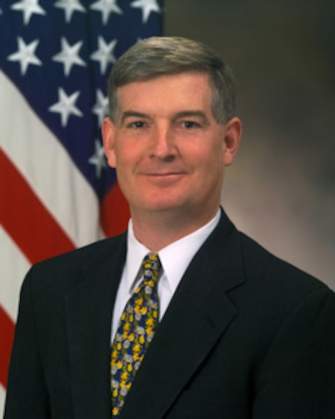 Under Secretary of Defense for Acquisition, Technology and Logistics Ken Krieg.